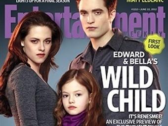 Primera imagen de Renesmee Cullen, la niña vampira 26