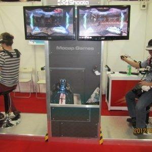 Sci-Shoota: Realidad virtual desde un asiento 19