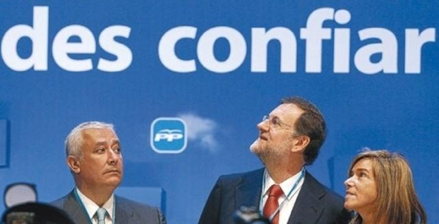 Las mentiras del PP amenazan a España 12