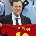 Niño mal criado: Rajoy prefiere ir al fútbol que condenar una dictadura 11