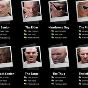 """Proliferan en USA los atracos con máscaras de látex ultrarrealistas estilo """"Misión imposible"""" 28"""