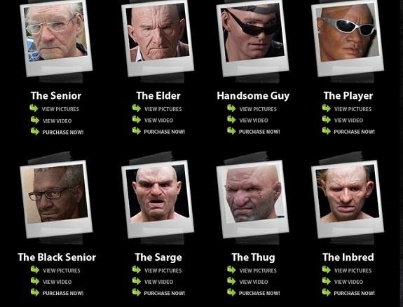 """Proliferan en USA los atracos con máscaras de látex ultrarrealistas estilo """"Misión imposible"""" 2"""