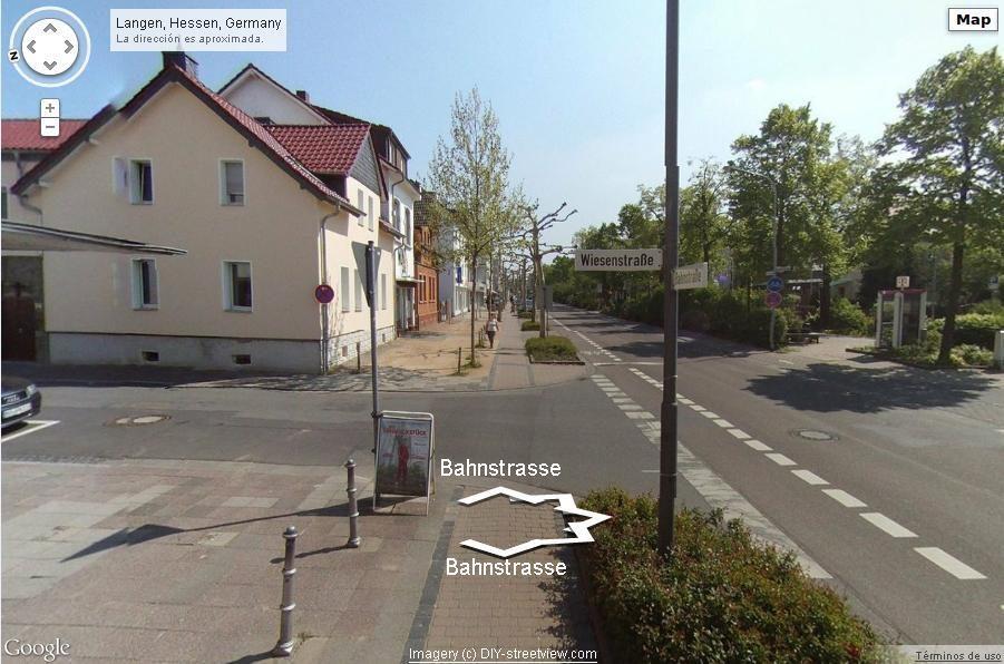 Crea tu propio Street View 20