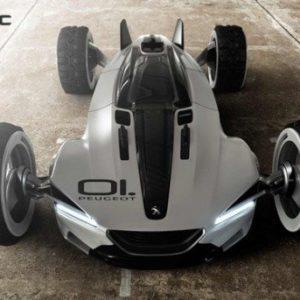 Peugeot XRC Concept Car 25