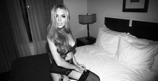Las fotos más sensuales de Lindsay Lohan 17
