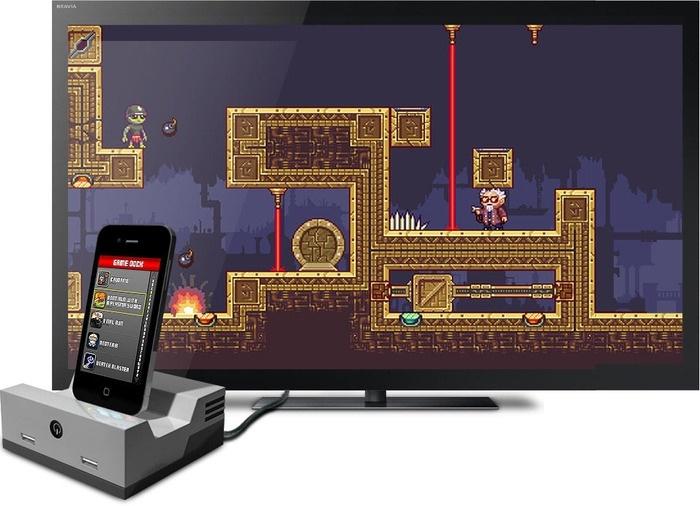 Crean dispositivo capaz de transformar tu iPhone en consola de juegos retro 10