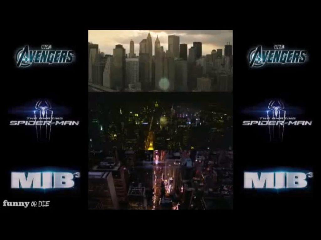 Todas las películas 3D son la misma, y este es el trailer 2