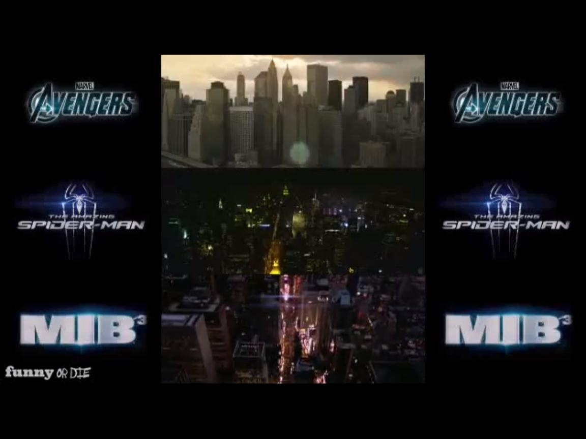 Todas las películas 3D son la misma, y este es el trailer 15