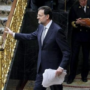 Rajoy prefiere ser pirómano a ser bombero 24