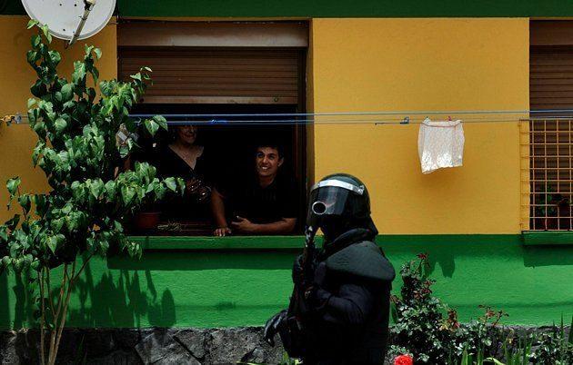 Batalla campal en Ciñera entre guardias civiles y mineros 20