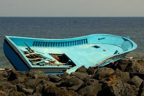 Inmigrantes ilegales españoles llegan a costa de Argelia 11