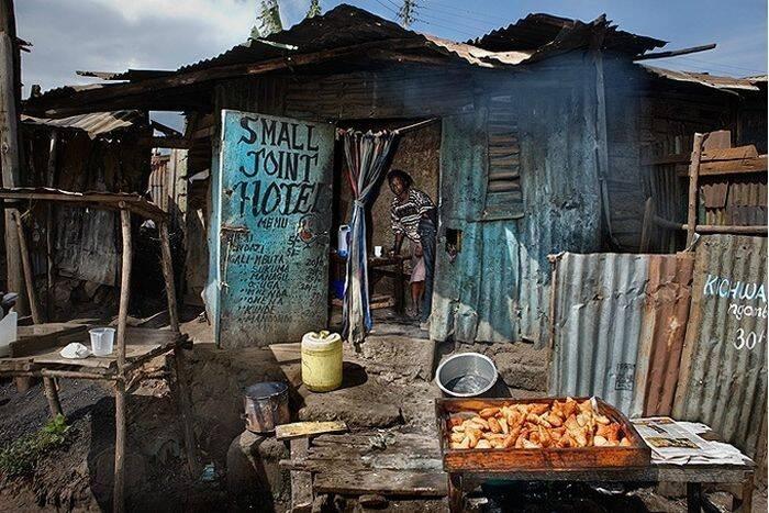 Así son las tiendas en Nairobi, Kenya 10