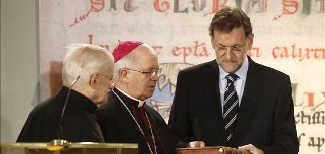 El hachazo de Mariano Rajoy no llega a todos: Iglesia, ricos y Casa Real se salvan del mayor recorte de la democracia 10