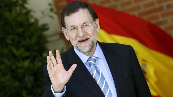 Rajoy huye de la crisis y se va a Galicia a entregar el Códice Calixtino 11
