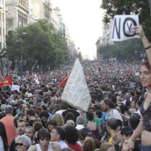 Respuesta masiva y unitaria en la calle a los recortes de Mariano Rajoy 11
