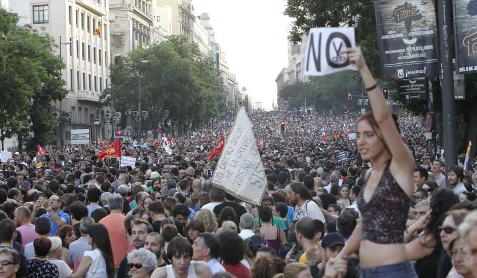 Respuesta masiva y unitaria en la calle a los recortes de Mariano Rajoy 3