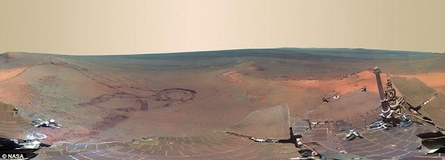 Marte, como nunca se vio 14