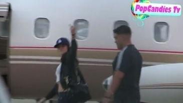 Kristen Stewart se harta de los paparazzis 10