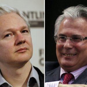 Baltasar Garzón sera el representante legal de Julian Assange y Wikileaks 28