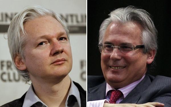 Baltasar Garzón sera el representante legal de Julian Assange y Wikileaks 9
