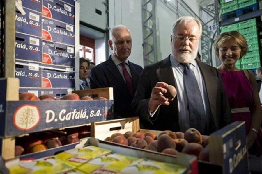 67 millones de kilos de comida servirán para paliar el hambre en España 13