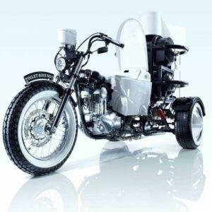Conoce a TOTO la motocicleta que funciona con excrementos 16