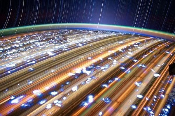 Impresionantes fotografías desde el espacio 14