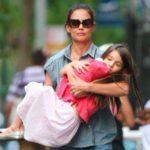 La ex de Tom Cruise y su hija sufrieron un accidente 12