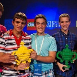 Tres estudiantes españoles ganan la 'Google Science Fair' 22