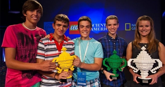 Tres estudiantes españoles ganan la 'Google Science Fair' 11