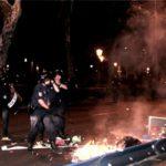 Rajoy incendia Madrid: rodean la sede del PP, persiguen a Cifuentes e intentan asaltar el Congreso 8