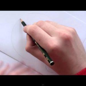 Cómo dibujar a mano un círculo perfecto (o casi) con lápiz y papel 46
