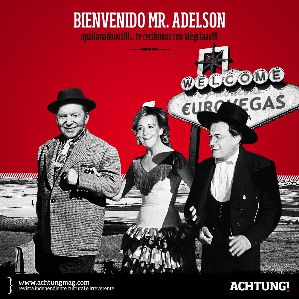 Esperanza Aguirre, de rodillas, ante millones de dólares para casinos y prostitución 11