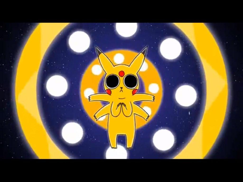 Pikachu prueba el ácido 2