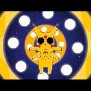 Pikachu prueba el ácido 9