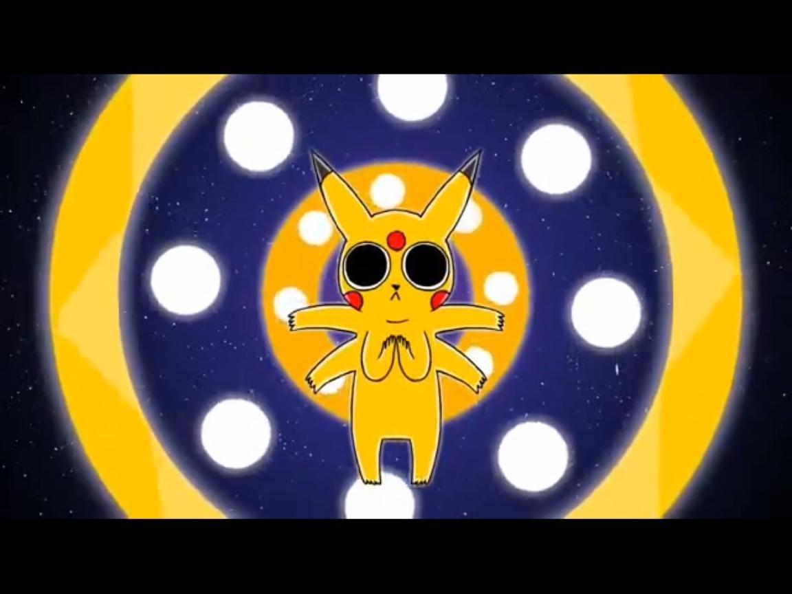 Pikachu prueba el ácido 15