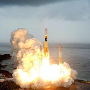Lanzado el carguero espacial japonés Kounotori 3 rumbo a la Estación Espacial Internacional 19