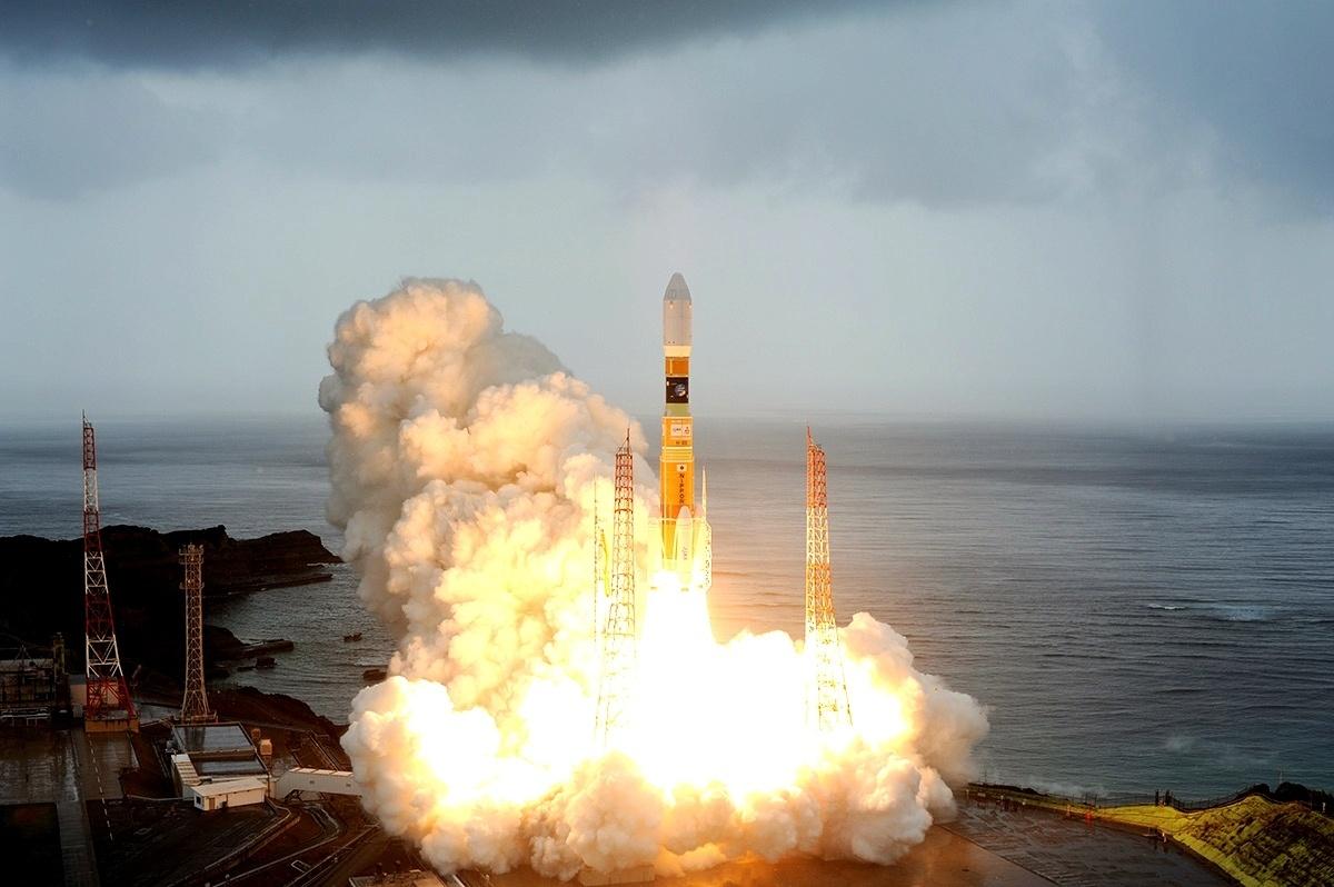 f01ce502715837920e87942116372980 - Lanzado el carguero espacial japonés Kounotori 3 rumbo a la Estación Espacial Internacional