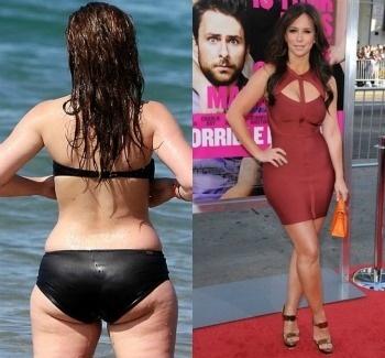 f5b95525832f3712e665bb57dba370d3 - ¡Así lucen 10 famosas sin Photoshop y en bikini!