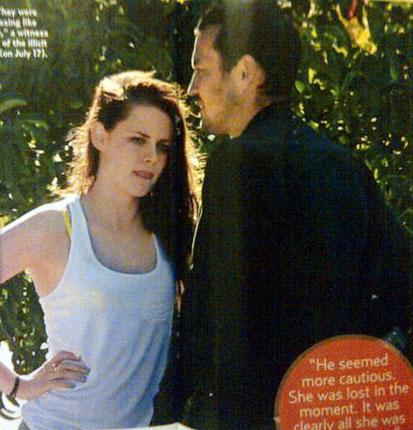 Kristen Stewart admite haberle sido infiel a Robert Pattinson 34