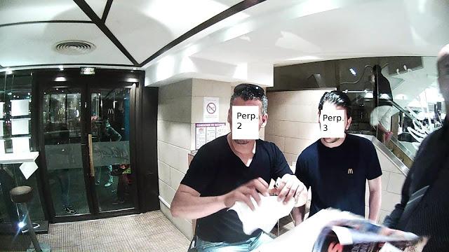 Atacado por llevar unas e-gafas en un McDonald's parisino 4