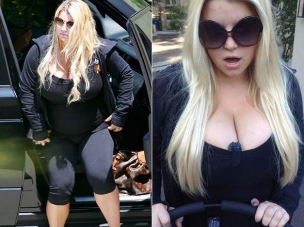 size1 37282 get - Increíble: el antes y el después de Jessica Simpson