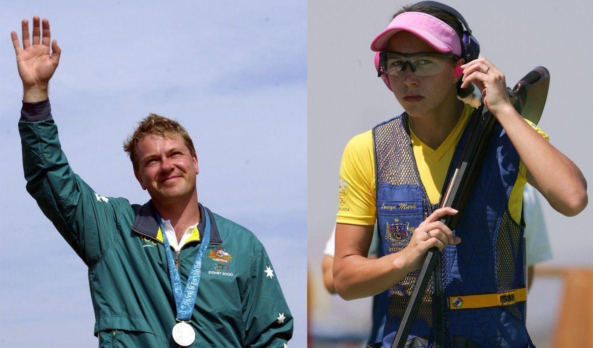 la pareja de tiradores australianos Rusell y Lauryn Mark se les ha denegado dormir en la misma habitación de la villa olímpica.