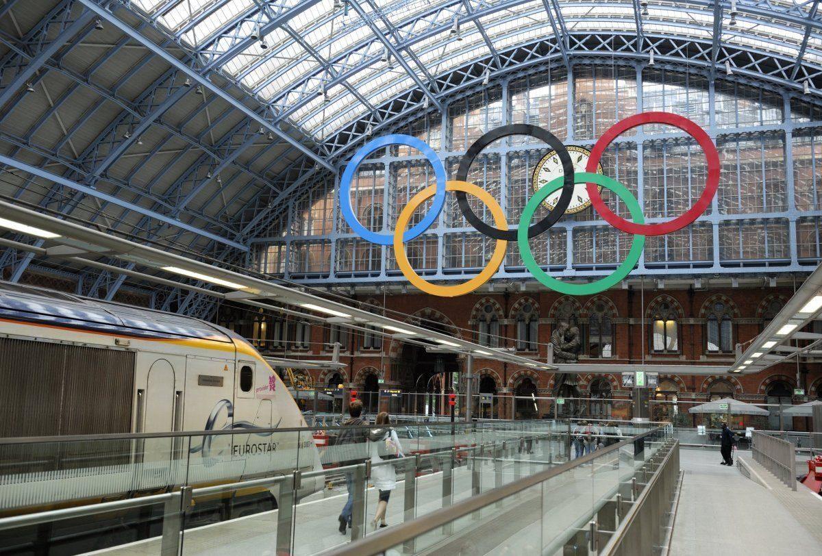 18 cosas que no puedes hacer o llevar en los Juegos Olímpicos de Londres 2012 40