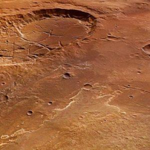 Se detectan en la superficie de Marte antiguos lechos de lagos y ríos 5