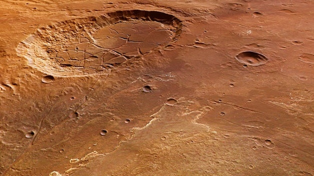 1e511e398f34cae9f7560ac37b2baeb1 - Se detectan en la superficie de Marte antiguos lechos de lagos y ríos
