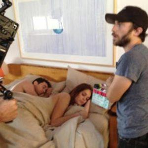Lindsay Lohan hizo desnudar a todo el set de filmación 21