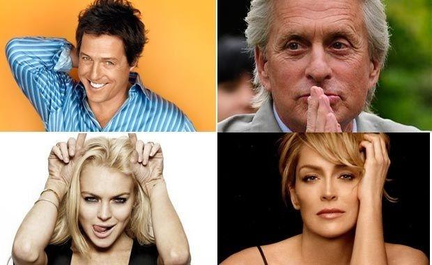 El top ten de los famosos adictos al sexo 13