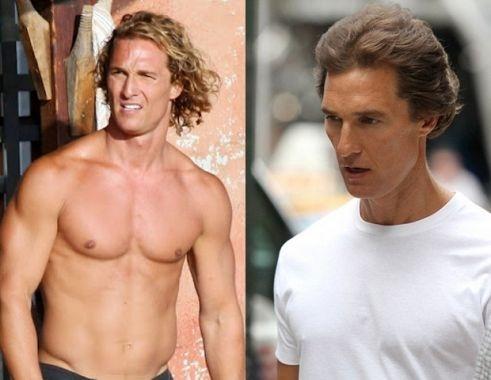 37bad00ffb38495bdd9c73b73cd3c0ad - El drástico cambio de look de Matthew McConaughey