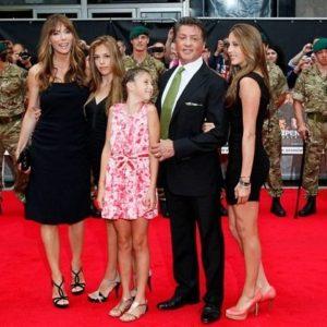 Stallone habló por primera vez sobre la muerte de su hijo 9